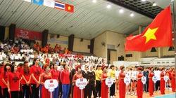 Khơi tranh giải bóng chuyền vô địch các CLB nữ châu Á