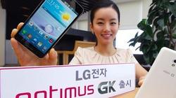 Lộ diện Optimus GK cho riêng thị trường Hàn Quốc