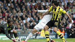 Real-Dortmund (2-0): Lời chia tay ngậm ngùi của Kền kền