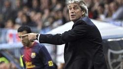 """NÓNG: Man City chuẩn bị """"trảm"""" Mancini"""