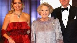 Nữ hoàng Hà Lan thoái vị, nhường ngôi cho con trai