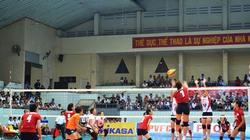 Giải bóng chuyền CLB nữ châu Á: Việt Nam đánh bại Thái Lan