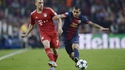 Barca-Bayern (0-3): Nấm mồ Nou Camp