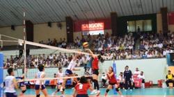 Giải bóng chuyền các CLB nữ châu Á: Chủ nhà xếp nhì bảng