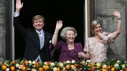 Hà Lan đón tân Quốc vương