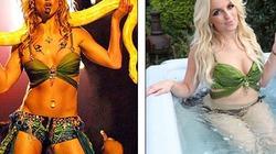 Nữ bồi bàn kiếm bộn tiền nhờ đóng giả Britney
