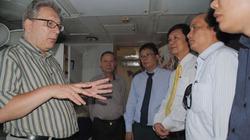 Hợp tác nghiên cứu các vùng biển Việt Nam