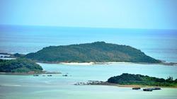 Tàu chở gần 1.000 tấn quặng chìm gần đảo Cô Tô
