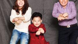 """""""Psy nhí"""" khóc nức nở vì bình luận ác ý về mẹ"""