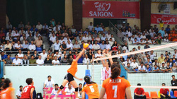 Giải bóng chuyền các CLB nữ châu Á: Chủ nhà hết cơ hội vào tốp 4