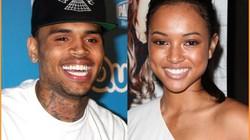Chris Brown lại rủ rê người mẫu gốc Việt tiệc tùng
