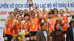 Giải bóng chuyền các CLB nữ châu Á: Guangdong vô địch