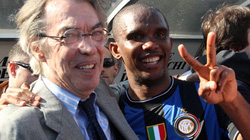 """NÓNG: Inter đưa """"Báo đen"""" Samuel Eto'o trở lại?"""