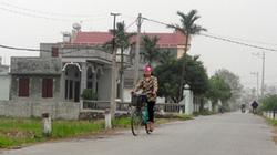 Xã Quang Trung: Đồng tâm hiến đất làm đường