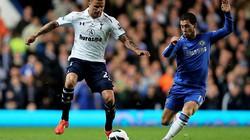 Chelsea-Tottenham (2-2): Níu chân nhau