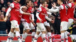 """""""Kết duyên"""" với Puma, Arsenal kiếm bộn tiền"""