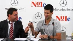"""Djokovic tìm vui bằng... hợp đồng """"khủng"""""""