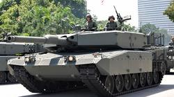 Indonesia đặt mua số lượng lớn xe tăng Đức