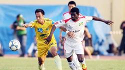 Thanh Hóa - SLNA (2-1): Sông Lam trắng tay rời xứ Thanh