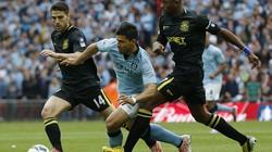 Man City-Wigan (0-1): Man xanh quỵ gối, Wigan lên ngôi