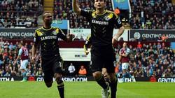 """Aston Villa-Chelsea (1-2): Lampard """"giải cứu"""" The Blues"""