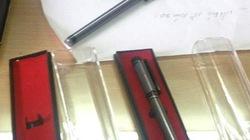 """Bắt lô """"bút phù thủy"""" xuất xứ từ Trung Quốc tại Hà Nội"""