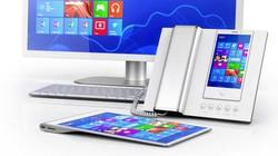 Dùng Windows 8 máy tính trên điện thoại di động