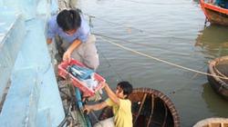 Bờ kè chặn biển  làm khổ ngư dân