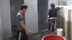 Vui đón nước sạch về bản