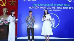 Hành trình 5 năm quỹ sữa vươn cao Việt Nam