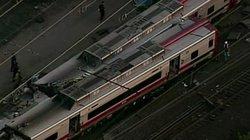 Hai đoàn tàu hỏa đâm nhau tại New York