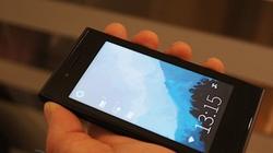Điện thoại đầu tiên chạy hệ điều hành Sailfish