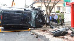 Lâm Đồng: Phó Giám đốc Sở tông liên tiếp 3 xe máy, gây chết người