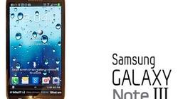 Galaxy Note III sẽ ra mắt trong tháng 9 tới