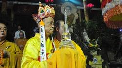 Xem rước xá lợi, mừng Đại lễ Phật Đản 2013