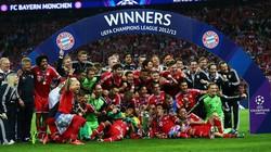 Bayern trên thiên đường hạnh phúc