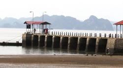 Thiếu nữ trượt chân chết đuối dưới biển Hạ Long