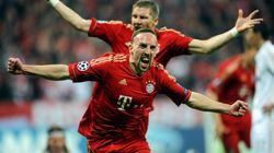 55 triệu bảng không mua được Ribery