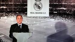 Mourinho ra đi, Bernabeu như một công trường