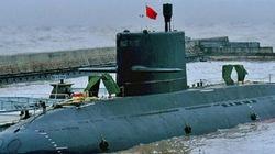 Trung Quốc 'thừa nhận' cho tàu ngầm lượn quanh đảo Nhật