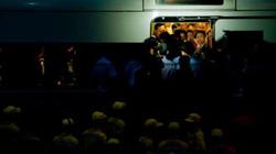 Tàu hỏa bị mắc kẹt trong đường hầm suốt 5 giờ