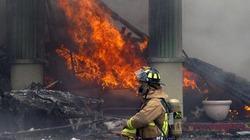4 lính cứu hỏa tử nạn trong đám cháy khách sạn