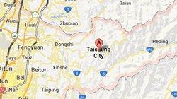 Động đất mạnh rung chuyển đảo Đài Loan