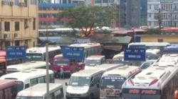Bến xe Mỹ Đình: Chuyển gần 400 lượt xe sang các bến khác