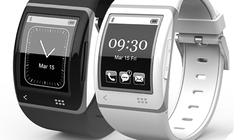 Dùng giấy điện tử làm đồng hồ thông minh
