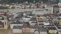 CH Séc và Đức bị lũ lụt nặng nề