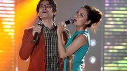 Phương Linh - Hà Anh Tuấn  hát đôi tại Hà Nội