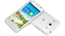 Huawei giới thiệu điện thoại đa giao diện Ascend G510