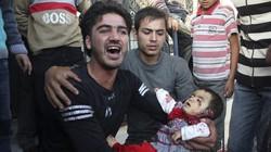 Syria dùng chất khí tử thần gây tê liệt thần kinh dân chúng?
