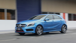 Mercedes-Benz A-Class: Mũi tên A-volution